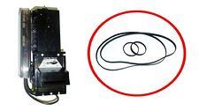 Coinco Ba30B, Ba50B, Ba32Sa, Ba30Sa validator bill acceptor belt kit - 4 belts