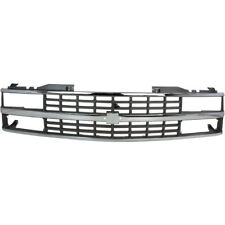 New For CHEVROLET BLAZER C K SERIES Front Grille Fits 1988-93 GM1200142 15615110