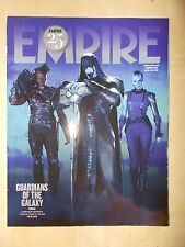 EMPIRE FILM MAGAZINE No 302 AUGUST 2014 GUARDIANS GALAXY LIMITED EDITION COVER