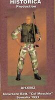 Historica 1:35 Incursore Batt Col Moschin Somalia 1993 Resin Figure Kit #6002