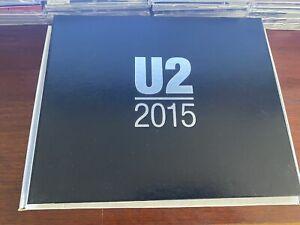 U2 VIP Fan Club 2015 Innocence & Experience Tour