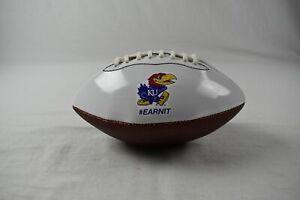 """Kansas Jayhawks Galaxy Balloons Ball Unisex's  NEW 10.5"""""""