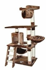 "62"" TALL ""BOSTON"" CAT TREE ""2"" COLORS"" - *FREE SHIPPING IN THE U.S.*"