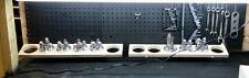 Lee turret press storage turret die storage hardwood other sizes avail 3-6 holes