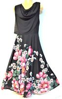 TS dress TAKING SHAPE EVENT-WEAR plus sz M / 18-20 'Blushing Bouquet' NWT rp$250