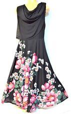 plus sz M / 18 - 20 TS TAKING SHAPE EVENT-WEAR Blushing Bouquet Dress NWT rp$250