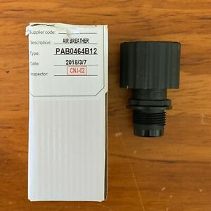 """Brand New CLEAN Hydraulic Air Breather Oil Tank Filter Cap G3/4"""" (No.PAB0464B12)"""
