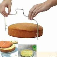 Cake Cutter Bread Wire Slicer Cutting Leveller Leveler Tool Decorator Decorating