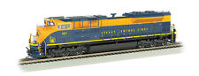 HO JERSEY CENTRAL LINES SD-70ACe WITH GREAT DCC & SOUNDS- EXCELLENT BUY! SAVE!!