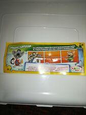 KINDER mouse Doctors DC125 cartina N°1