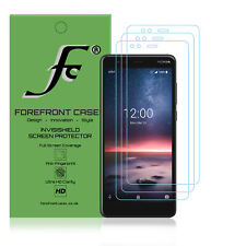 Nokia 3.1A Hydrogel Screen Protector [3 PACK] Guard Cover HD Clear Ultra Thin