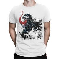 Venom T-shirt, Marvel Comics Tee, Men's Women's All Sizes