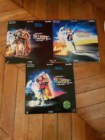 Retour vers le Futur Trilogie Laserdisc LD VF PAL Pioneer Fox