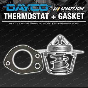 DAYCO Thermostat + Gasket for Ford Fairlane Fairmont AU Falcon AU AU2 AU3 XR-8