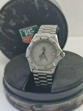 Tag Heuer 2000 professional ref 962.206 38mm Grey Dial Boxed