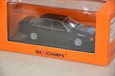 Minichamps MAXICHAMPS - 940015201 - Audi 100 1990 Noir Metal  1/43
