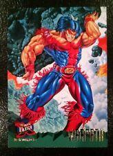 1995 Fleer Ultra X-Men Trading Card - Warpath #119 - X-Force