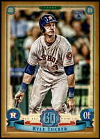 Kyle Tucker 2019 Topps Gypsy Queen 5x7 Gold #225 RC /10 Astros