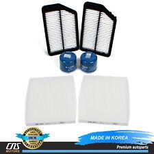 GENUINE Cabine Filter Set for 11-14 Hyundai Elantra Forte Forte Koup 28113-3X000