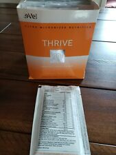 Level THRIVE Le-vel Premium Lifestyle Vanilla Shakes purchased but can not use.