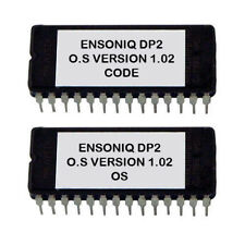 Ensoniq DP/2 firmware OS update v 1.02 Latest OS