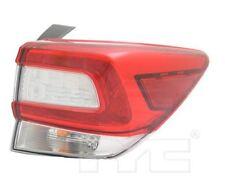 TYC NSF Right Side Tail Light Assy for Subaru Impreza Hatchback 2017-2018 Models