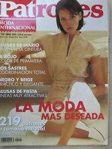 Revista Magazine n 204 MODA INTERNACIONAL ENERO 2003