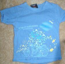 Harley Davidson Baby/Toddler Boys T Shirt 2 T EUC