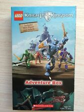 LEGO Knight's Kingdom II Adventure Box (50799) RETIRED-RARE-scholastic       A1