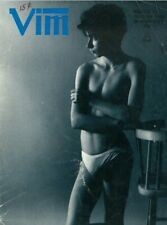 Vim No.13 October 1965, Vintage Male Beefcake Magazine, Very Rare
