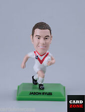 2008 Select NRL STARS COLOR FIGURINE No.36 Jason Ryles (Dragons)