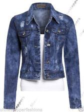 Abrigos y chaquetas de mujer vaquero color principal azul Talla 40
