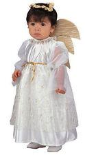 Little Angel White Christmas Fancy Dress Up Halloween Baby Toddler Child Costume