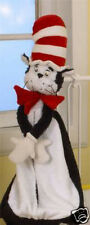 "Dr Seuss Cat in Hat plush DIAPER STACKER NEW rare 27"" long baby shower nursery"