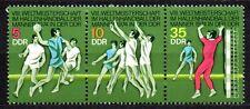 Germany / DDR - 1974 Handball championship Mi. 1928-30 zd MNH