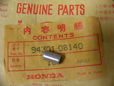 Honda CB 750 K0 K1 K2 Passhülse für Motordeckel Pin, dowel( 8 x 14)  94301-08140