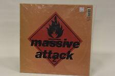 massive attack: blue lines - LP Vinyl Record 1991
