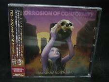 CORROSION OF CONFORMITY No Cross No Crown + 1 JAPAN CD Graveyard Rodeo Down