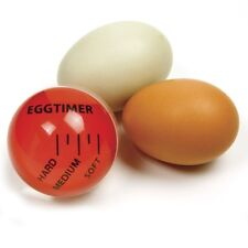 Perfect Boiled Egg Timer, with color changing indicator. Done right every time!