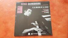 Serge Gainsbourg à la maison de la radio - Disquaire day 2020 - neuf limité à 30