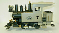 Hartford G Scale DCC Compatible HLW 0-4-0 Tank #7