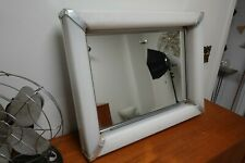 Vintage MCM General Bathroom Products Medicine Cabinet Mirror W/Light