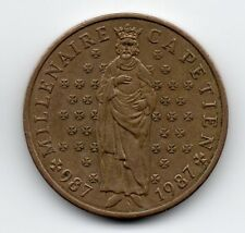 France - Frankrijk - 10 Franc 1987