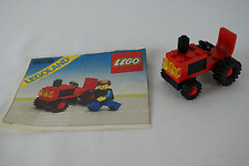 Lego Classic Town 6608 Tractor with instructions no box 1982