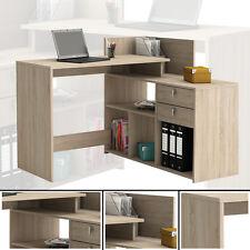 Eck-Schreibtisch #203 SONOMA EICHE Schreibtisch Computertisch Eckschreibtisch PC