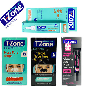 T-Zone / Newtons Labs Skincare Acne Tratment, Nose Pores Strips