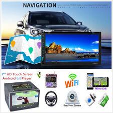 """Universal 7"""" doppio 2 DIN touch screen lettore DVD Auto Radio Stereo GPS WIFI OBD"""