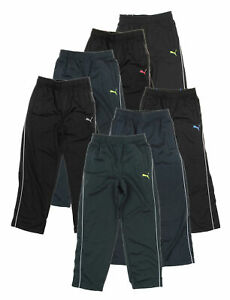 Puma Youth Boy's Pure Coat Track Athletic Lounge Pants, Multiple Colors