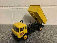 Britains Farm Autoway 1.32 Iveco Fiat Tipper Lorry Yellow Rare