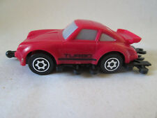 1987 Hasbro Tomy Takara Road Hogs Red Porsche Turbo Sports Car